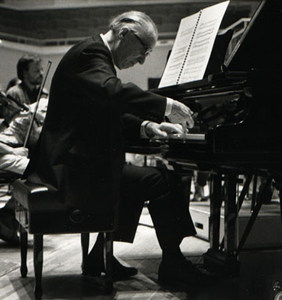 Jean Françaix in Concert